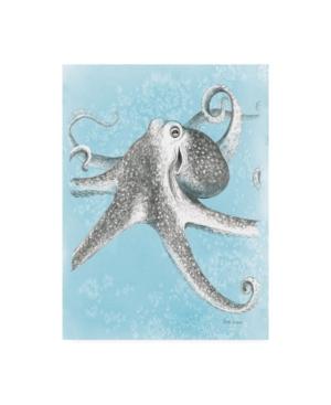"Beth Grove Coastal Sea Life Ii v2 Canvas Art - 19.5"" x 26"""