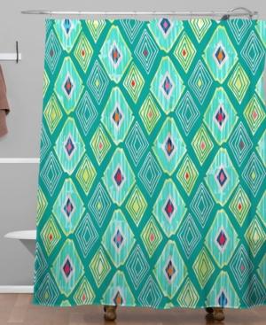 Deny Designs Iveta Abolina Morocco On My Mind Ii Shower Curtain Bedding