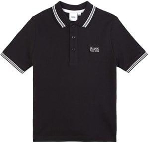 BOSS Black Logo Polo Shirt 10 years