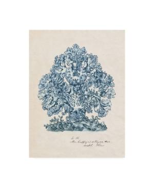 "Melissa Wang Sea Coral Study Ii Canvas Art - 20"" x 25"""