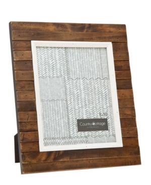 Philip Whitney Slatted Dark Frame - 8x10