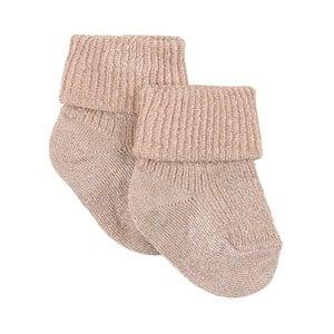 MP Dusty pink Ida Glitter Socks 00 (17/18)