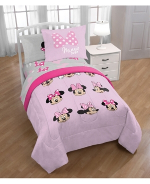 Minnie Mouse 8-Pc. Full Comforter Set Bedding