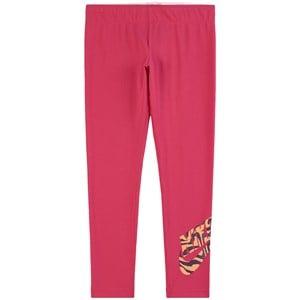 NIKE Pink Logo Leggings XL (13-15 years)