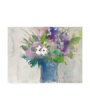 "Samuel Dixon Center Piece Ii Canvas Art - 15"" x 20"""