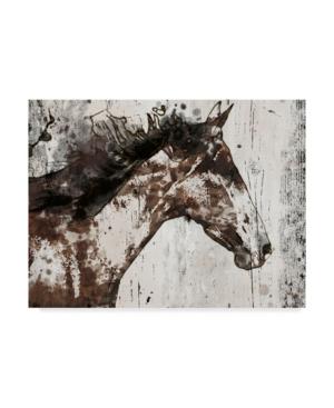 "Irena Orlov Galaxy Horse I Canvas Art - 15"" x 20"""