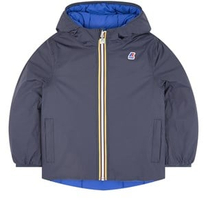 K-Way Reversible down jacket - Jacques Thermo Plus Double 8 years