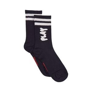 Bobo Choses Bobo Choses Black Play Socks 23-25 (1-2 Years)