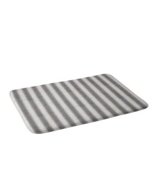 Deny Designs Holli Zollinger French Linen Seaside Stripe Bath Mat Bedding