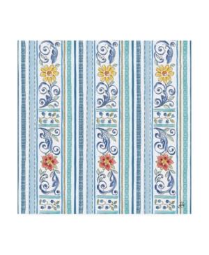 "Daphne Brissonnet Morning Bloom Pattern V Canvas Art - 15.5"" x 21"""