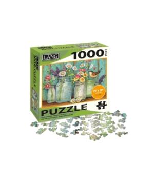Lang Mason Flowers 1000pc Puzzle