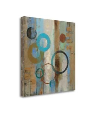 "Tangletown Fine Art Bubble Graffiti I by Silvia Vassileva Giclee Print on Gallery Wrap Canvas, 20"" x"