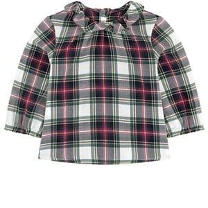 Il Gufo Il Gufo Printed twill blouse 12 months