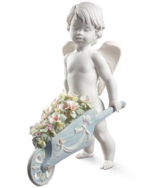Lladro Celestial Flowers Figurine