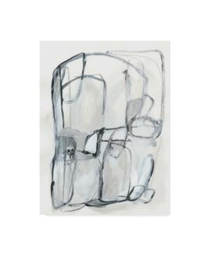"""June Erica Vess Entanglements I Canvas Art - 15"""" x 20"""""""