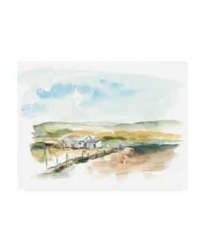 """Ethan Harper Rural Plain Air Iii Canvas Art - 27"""" x 33.5"""""""
