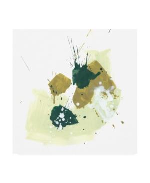 """June Erica Vess Midori Ix Canvas Art - 15.5"""" x 21"""""""