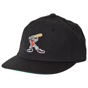 adidas Originals Black Goofy Branded Baseball Cap OSFY (52-54 cm)