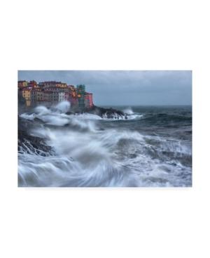 "Alessandro Traverso The Dance of The Sea Canvas Art - 20"" x 25"""