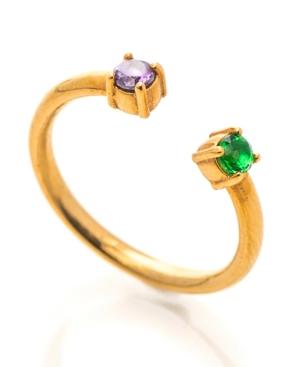 Honey Minx Radiant Open Ring