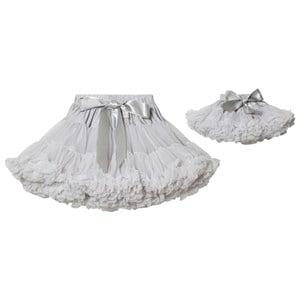 DOLLY by Le Petit Tom DOLLY by Le Petit Tom Silver Grace Kelly Pettiskirt Newborn (3-18 Months)