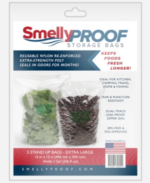 """Smelly Proof Bags Hang Tag, 12"""" H x 0.3"""" L"""