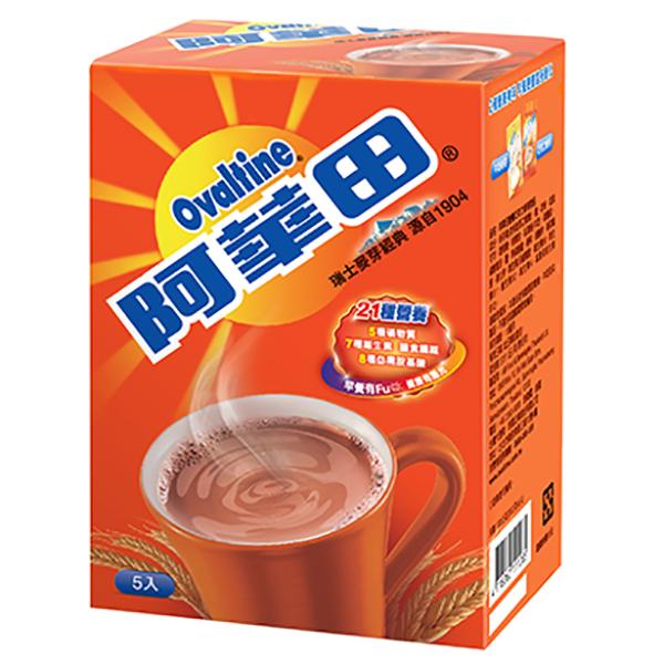 阿華田營養巧克力麥芽飲品(20g*5入/盒)