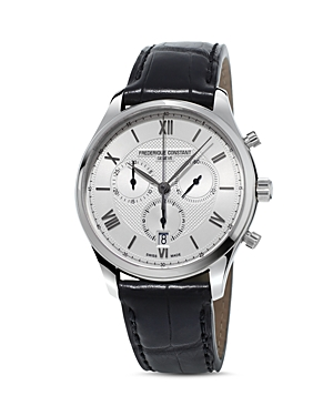 Frederique Constant Classics Chrono Quartz Watch, 40mm