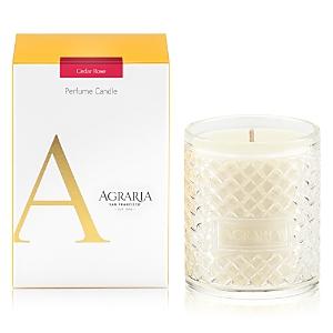Agraria Candle, Cedar Rose