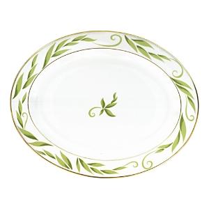 Bernardaud Frivole Oval Platter, 13