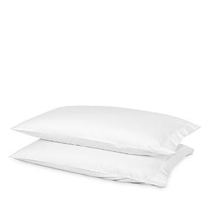 Frette Percale King Pillowcase, Pair