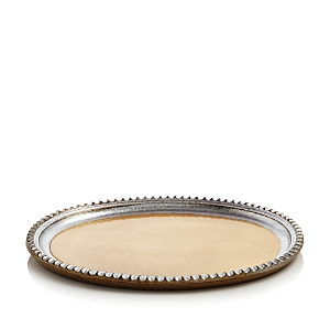 Vietri Florentine Small Oval Wood Tray - 100% Exclusive
