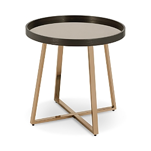 Sparrow & Wren Jasper Mirror Top End Table