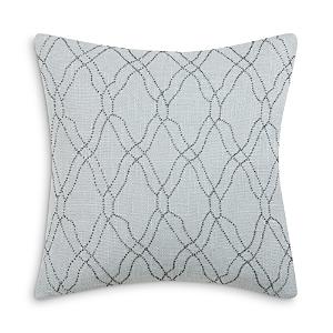 Charisma Legacy Beaded Decorative Pillow, 18 x 18