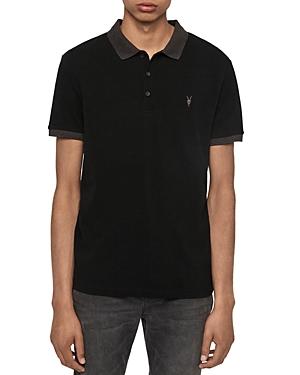Allsaints Orlando Regular Fit Polo Shirt