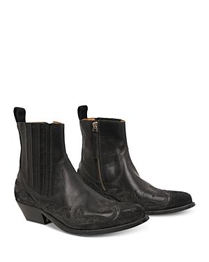 Golden Goose Deluxe Brand Women's Santiago Western Booties