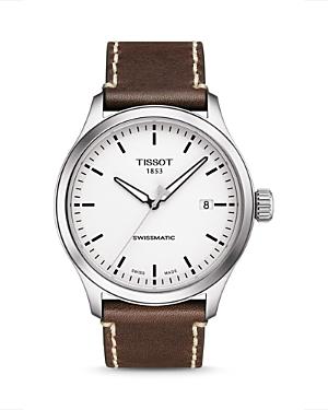 Tissot Gent Xl Swissmatic Watch, 43mm