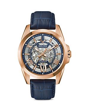 Bulova Miyota Watch, 43mm