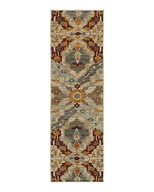 Oriental Weavers Sedona 6357A Runner Rug, 2'3 x 7'6