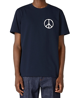 A.p.c. x Rth Peace Sign T-Shirt