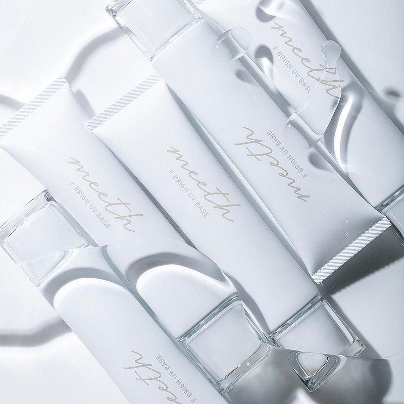 富勒烯UV光感妝前乳 | 自然潤色、物理防曬、抗老保濕