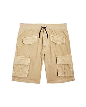 7 For All Mankind Boys' Vintage Wash Cargo Shorts - Big Kid