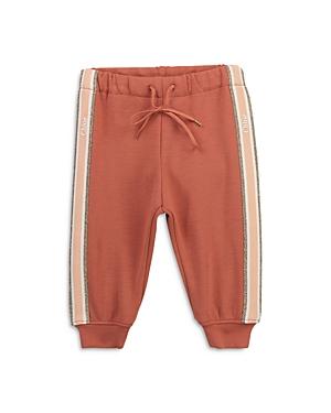 Chloe Girls' Logo Side Stripe Pants - Baby