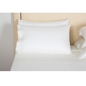 Frette Essentials Doppio Ajour Standard Pillowcase