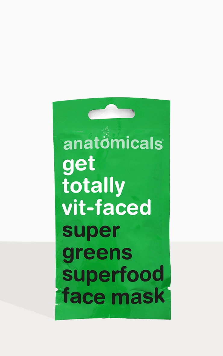 Anatomicals Get Totally Vit Faced Face Mask