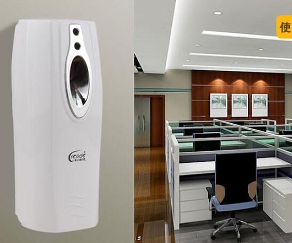家用自動噴香機衛生間去味器 KTV酒店空氣清新噴霧器光感定時加香
