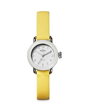 Shinola Pee Wee Detrola Watch, 25mm
