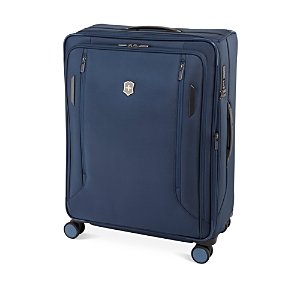 Victorinox Swiss Army Vx Avenue Large Expandable Softside Spinner Suitcase - 100% Exclusive