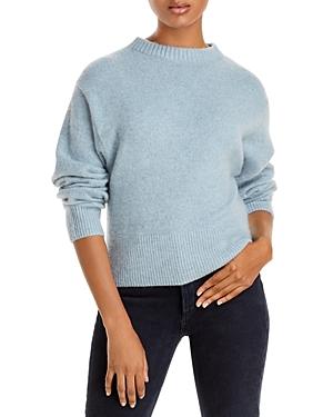 Vince Drop Shoulder Wool & Cashmere Sweater