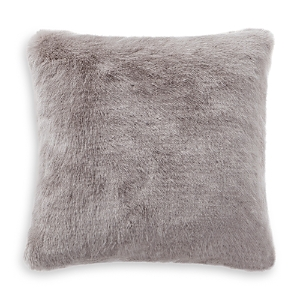 Waterford Florence Faux Fur Decorative Pillow, 16 x 16